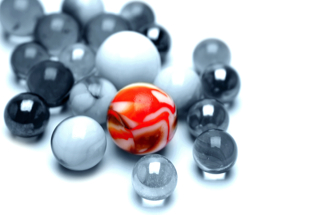 Marbles by James Rodger
