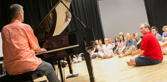 Coventry University hosts The First International Conference of Dalcroze Studies