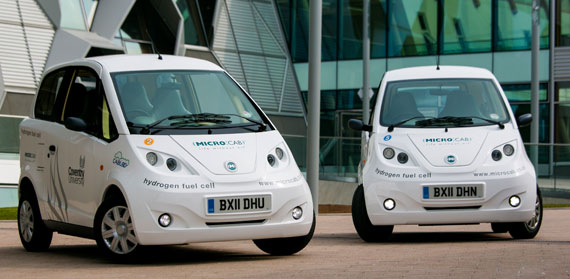 Microcab: The Story So Far…