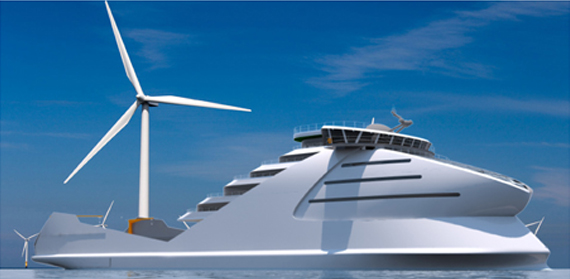 Developing Specialist Wind Vessels Summit 2014