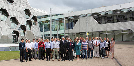 Coventry University hosts world leading specialists in vehicle dynamics