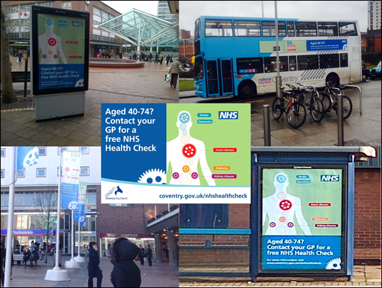 What do people in Coventry think of NHS health checks?