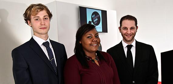 Coventry design graduate wins illustrious automotive industry award
