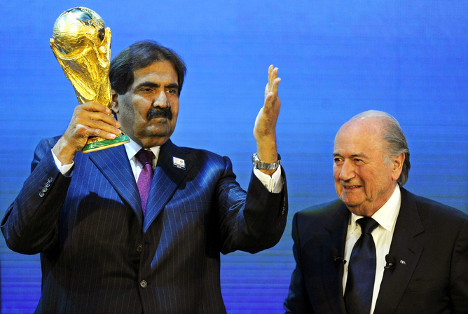 The World Cup in Qatar, in winter – it might not be all bad