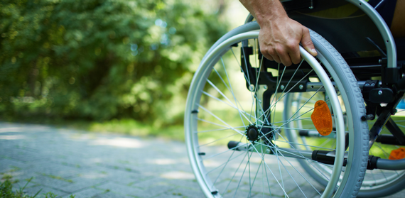 How well are Europe's Workplaces Adapted for the Disabled?