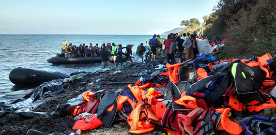 Report from Lesvos: Without Safe Access to Asylum, People Will Keep Risking Their Lives in the Aegean
