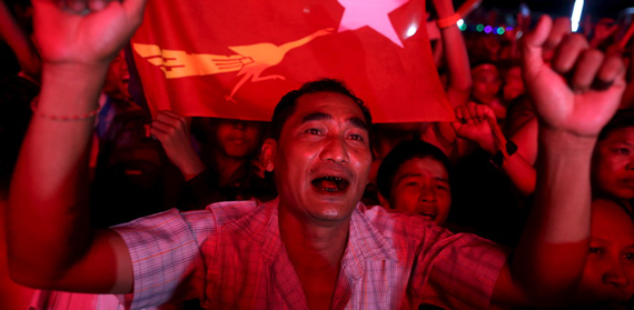 Myanmar: Outcome a Sweeping Personal Victory for Aung San Suu Kyi says Coventry Expert