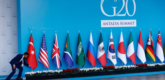 G20 Meets in the Shadow of Paris Attacks – and with Turkey on the Brink
