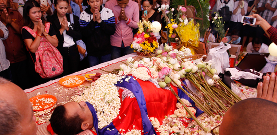 A Beloved Activist's Murder Could Plant a Seed of Democracy in Cambodia
