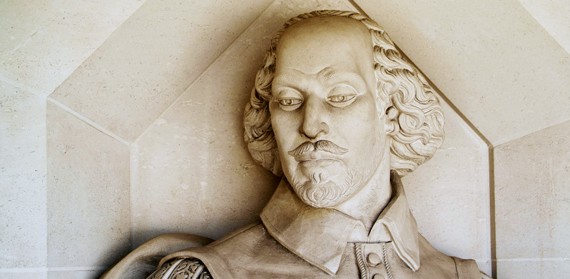 What have Shakespeare and a Researcher in Common?