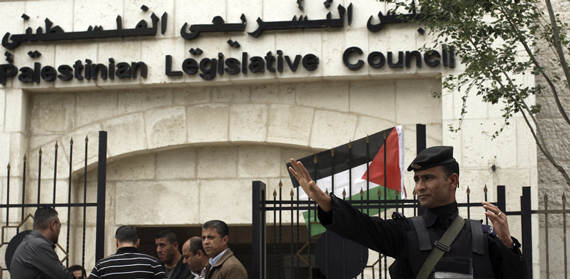 Women's NGOs take the Initiative in the West Bank's Locked-Up Politics