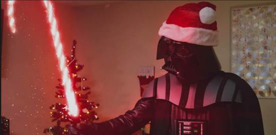 How Star Wars Conquered Christmas Tradition