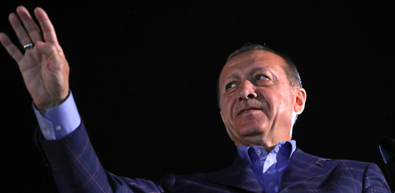 Erdogan Declares Victory in his Pursuit of One-Man Rule