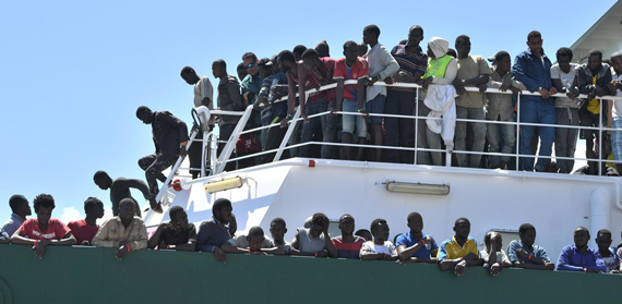 Italy's Bluff to Close its Ports to Migrant boats heightens Tensions in the Mediterranean