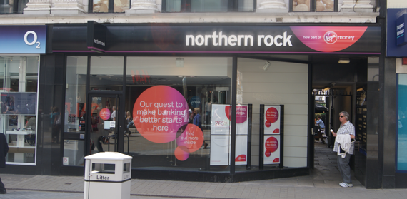 How the collapse of Northern Rock was a stress test for the Bank of England