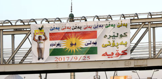 Kurdistan: After Vote for Independence, What's Next?