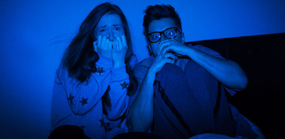 Halloween: What Happens to Us When We Watch Scary Films?