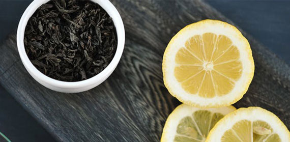 Why Does Lemon Juice Lighten the Colour of Tea?
