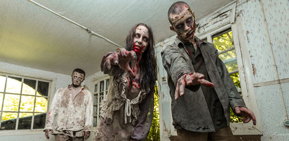 Don't be a Zombie Researcher – Four Ways to Make your Business Contact Count