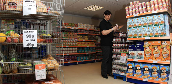How Social Supermarkets are Filling a Gap in Austerity Britain