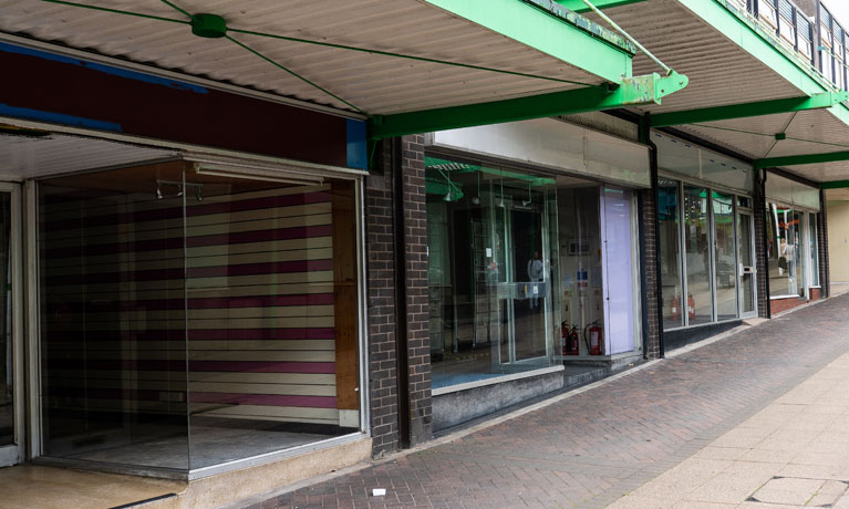 Demolish and Repurpose –  The High Street Is Now Even More Redundant