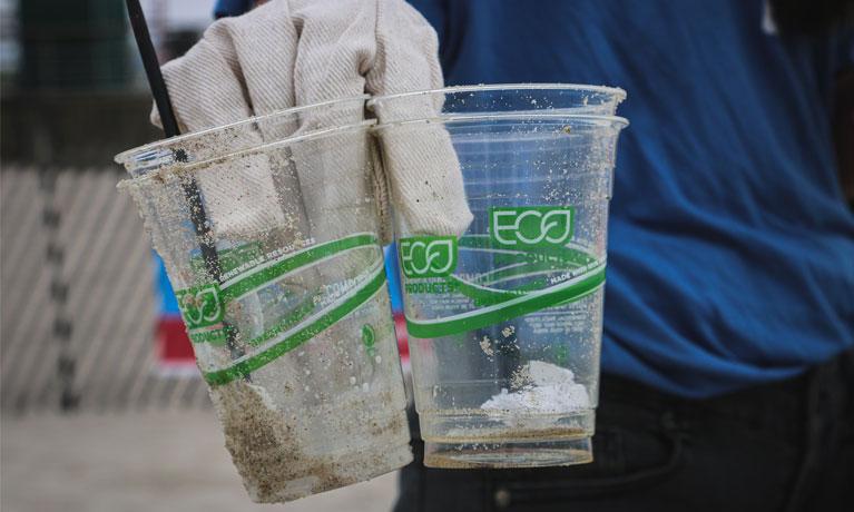Social Innovation Lab in Bioplastics Supply Chain