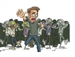 Surviving the zombie apocalypse that is the first year of university!