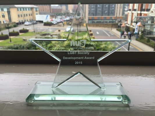 LGBT Society Development Award