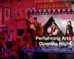 #CovDegreeShow: Performing arts