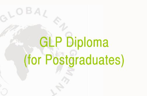 GLP diploma for postgraduates