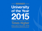 Coventry University is named University of the Year!