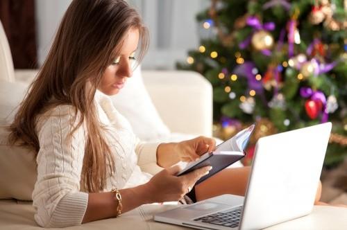Studying at Christmas