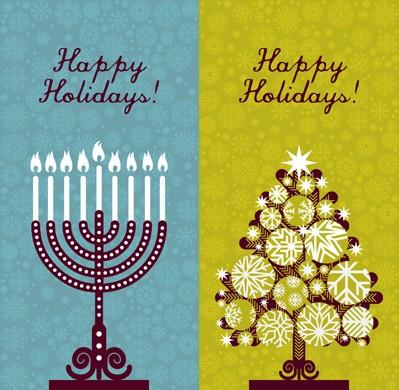 CHRISTMAS, HANUKKAH, YULE OR KWANZAA