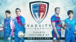 Varsity 2016 – Let the games begin…