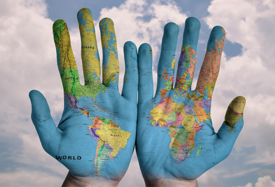 globe-on-hands