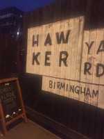 Review: Hawker Yard