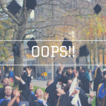 Graduation #FAILS… And Top Tips On How To Avoid!