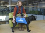 Jacky the Guide Dog Q&A With Lecturer Lizzie Miles