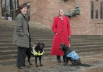 Working with a Guide Dog: Q&A with Claire Palmer
