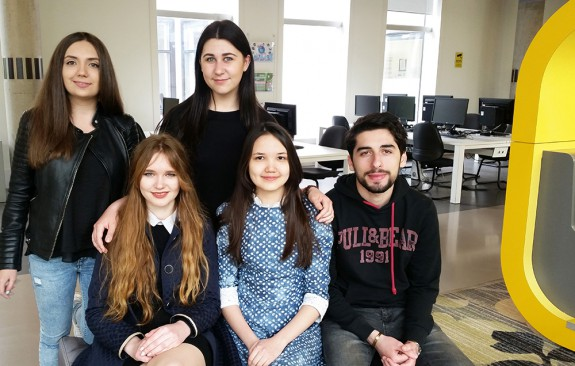 lazarski-students