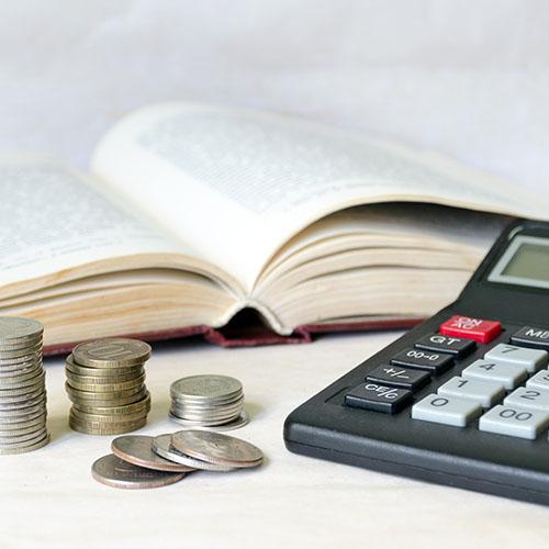 book-money-and-calculator