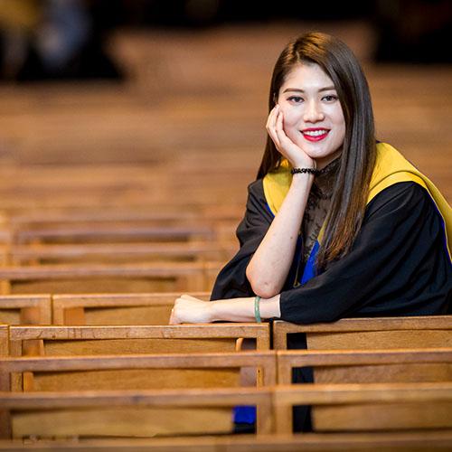 female-coventry-university-graduate