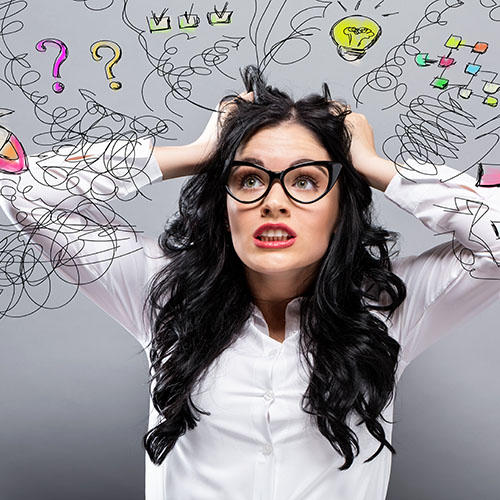 female-student-holding-head-looking-stressed