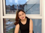 Zhang Xiai shares her journey of studying at Coventry University